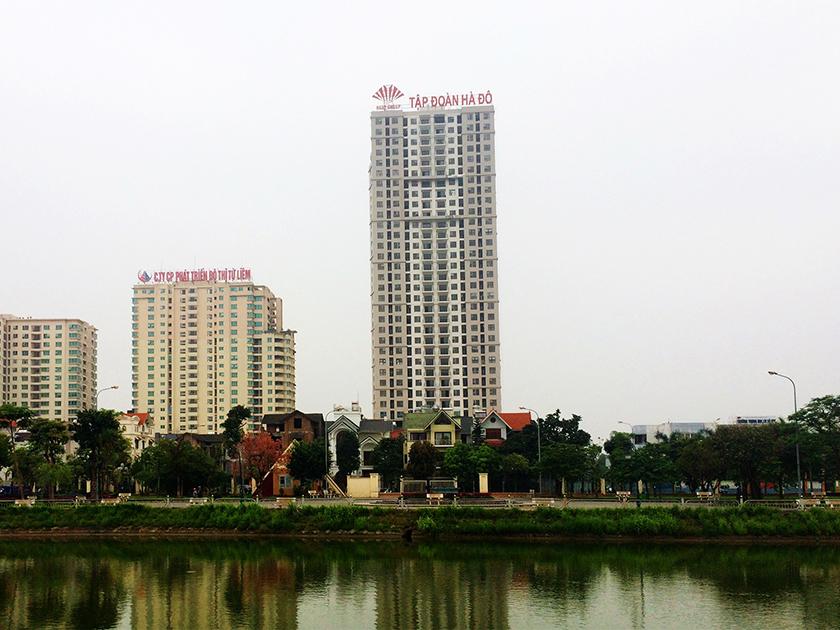Toà nhà Hà Đô Parkview