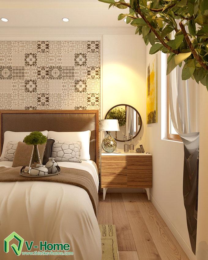 thiết kế nội thất chung cư hạ đình 10