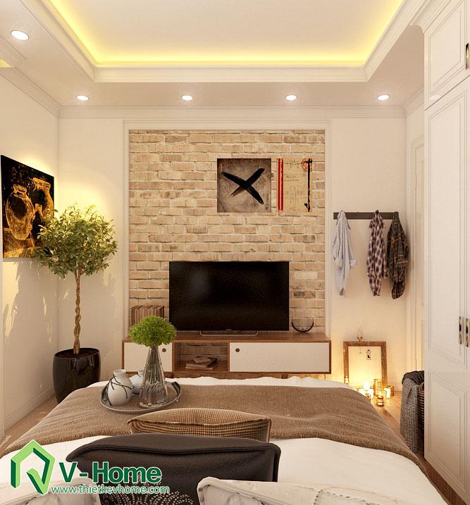 thiết kế nội thất chung cư hạ đình 11