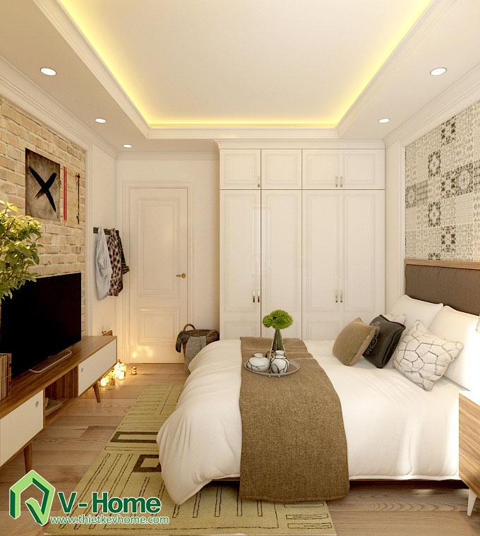 thiết kế nội thất chung cư hạ đình 12