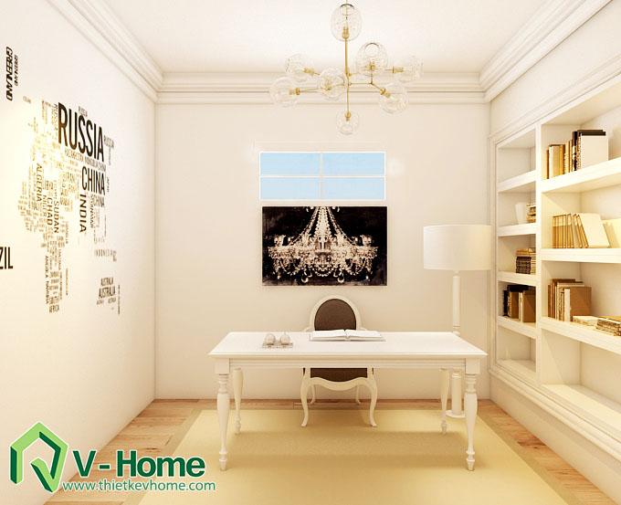 thiết kế nội thất chung cư hạ đình 13
