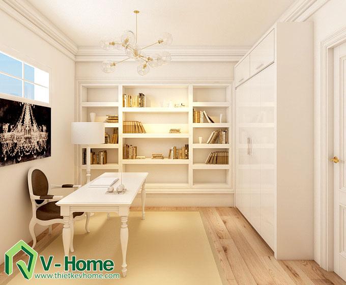 thiết kế nội thất chung cư hạ đình 14