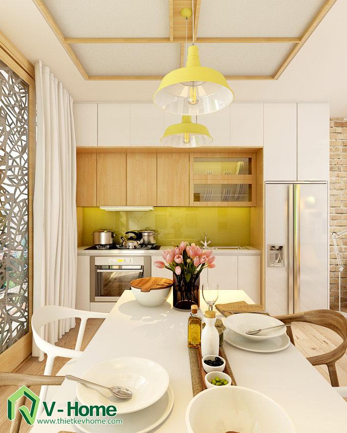 thiết kế nội thất chung cư hạ đình 7
