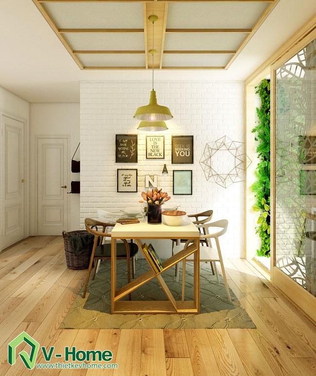 thiết kế nội thất chung cư hạ đình 8