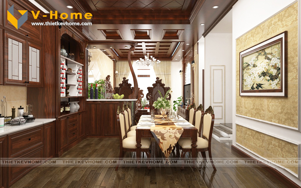 thiết kế nội ngoại thất nhà phố lai châu – anh tuyên Thiết kế nội ngoại thất nhà phố Lai Châu – Anh Tuyên 8